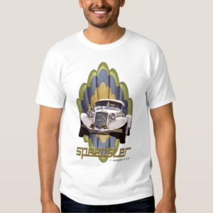 Speedster tee-shirt image from Zazzle Store